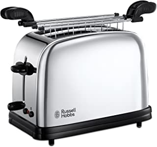 Russell Hobbs 23310-57 Tostapane Victory, 2 Fessure, con Pin