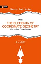 The Elements of Coordinate Geometry - Part - 1: 2016