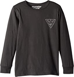 Hi Flyer Long Sleeve Tee (Toddler/Little Kids/Big Kids)