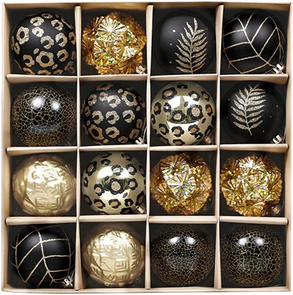 Mdurian palle di natale 16 pezzi 60