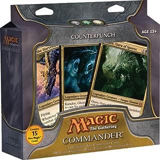 Magic The Gathering - Commander Deck - Counterpunch
