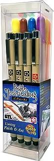 Pigma Micron/Gelly Roll Bible Journaling 17 Pc Pen Set