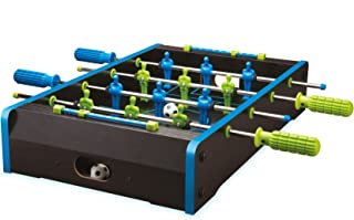 Funtime Table 20 Inch Mini Football Game in Neon Colours, 20