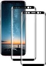 DASFOND Samsung Galaxy S8 Plus Protector de Pantalla [2 Unidades], Cristal Templado Galaxy S8 Plus, [Cobertura Completa] [antiarañazos] [sin Burbujas] Vidrio Templado para Samsung Galaxy S8 Plus