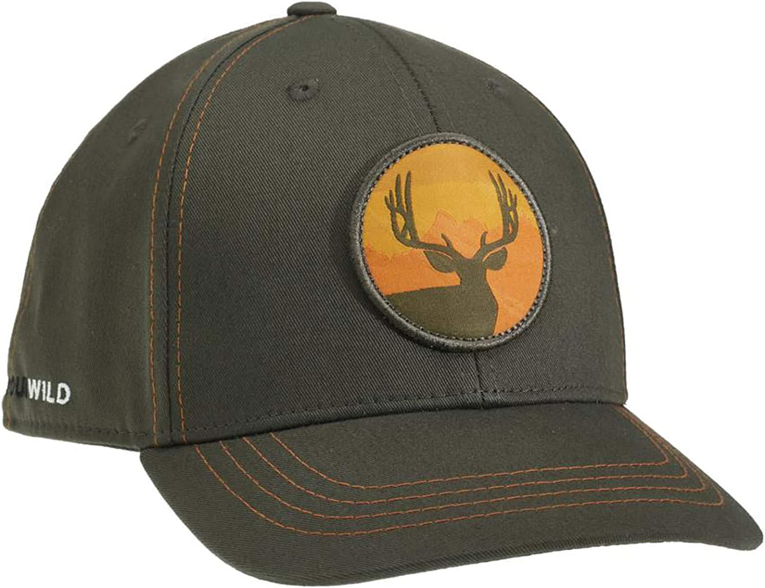 Rep Your Water Muley Country Full Cloth Hat