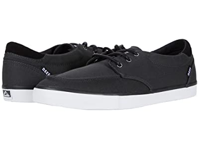 Reef Deckhand 3 (Black/White) Men