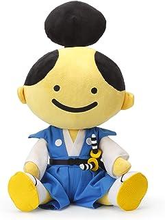 若ぬいぐるみ(時代劇専門チャンネル公式キャラクターグッズ)かわいい 和物キャラクターグッズ お子様のプレゼント サムライ 海外のお土産に ラッキーアイテム