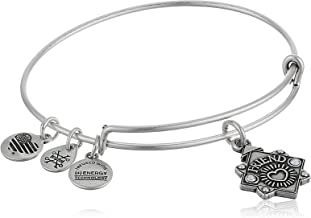 Alex and Ani Because I Love You Friend III Bangle