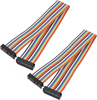 Aexit 5 Meter Video Cables 17AWG Black Gauge Flexible Stranded Copper Cable Silicone Wire for Firewire Cables for RC