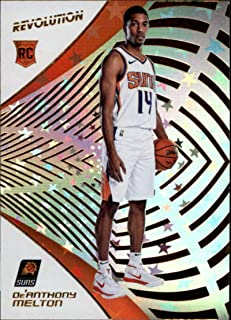2018-19 Panini Revolution Astro #132 De`Anthony Melton Rookie Phoenix Suns NBA Basketball Trading Card