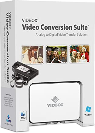 VIDBOX Video Conversion Suite 2.0