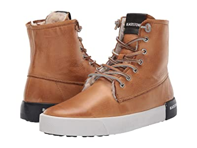 Blackstone High-Top Sneaker QL41 (Rust) Women