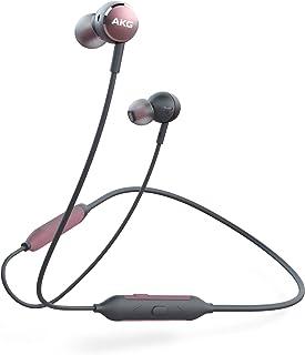 AKG Y100 WIRELESS Bluetooth 耳机 入耳式/AAC/怒吼佩戴/3键??仄?带通话麦克风 AKGY100BTAKGY100BTPIK