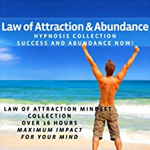 Law of Attraction & Abundance Hypnosis Collection