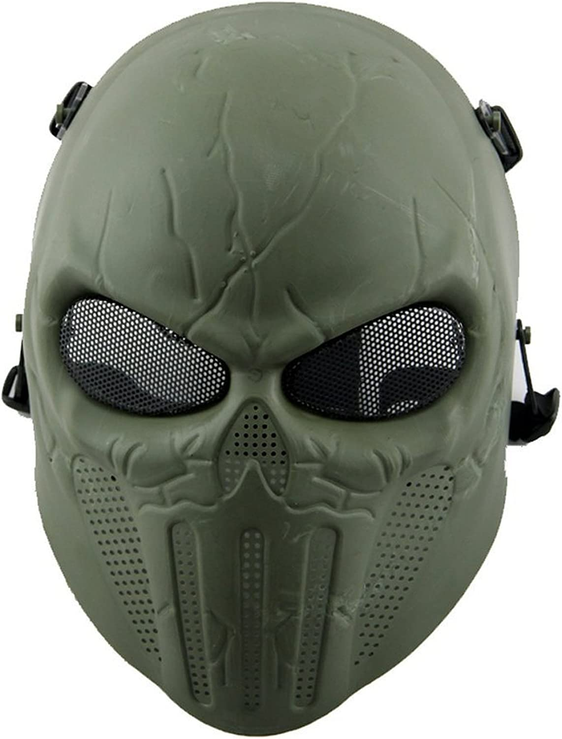 Super Hero Airsoft Wargame Field Cosplay Skull Skeleton Predect Army Mask