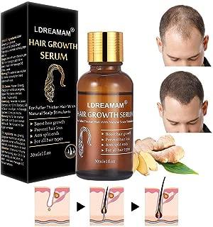 Hair Growth Serum,Hair Treatment Serum Oil,Hair Serum,Hair Growth Treatment,Hair Regrowth of Thinning Hair - Promotes Hair Growth,Stops Hair Loss,Thinning,Balding,And Promotes Hair Regrowth (30ML)