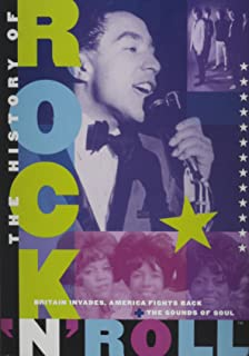 The History of Rock 'n' Roll: Britain Invades, America Fights Back/The Sounds of Soul (DVD)