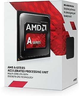 AMD A4-7300 APU Dual Core Radeon CPU Processor HD8470D Graphics FM2 4000Mhz 65W 1MB AD7300OKHLBOX