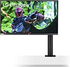 LG 27GN88A-B - Monitor Gaming LG Ultragear (Panel NanoIPS: 2560x1440p, 16:9, 350 CD/m², 1000:1, 144Hz, 1ms, DPx1, HDMIx2, ...