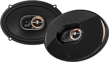 "Infinity Kappa 93IX- 6"" x 9"" three-way car audio multielement speaker photo"