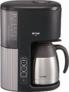 Tiger 虎牌微电脑咖啡壶咖啡黑色8杯用 Ace - m080kq