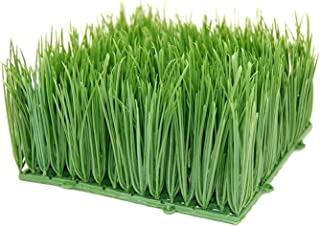 Handy Pantry Large Artificial Wheat Grass | Artificial Wheatgrass for Home Decor, Office Decor, Kitchen Decor | Fake Plant...