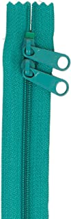 Patterns ByAnnie Handbag Zipper 40in Emerald-Double-Slide