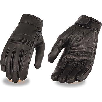 Joe Rocket Mens White//Black Velocity 2.0 Textile Motorcycle Gloves