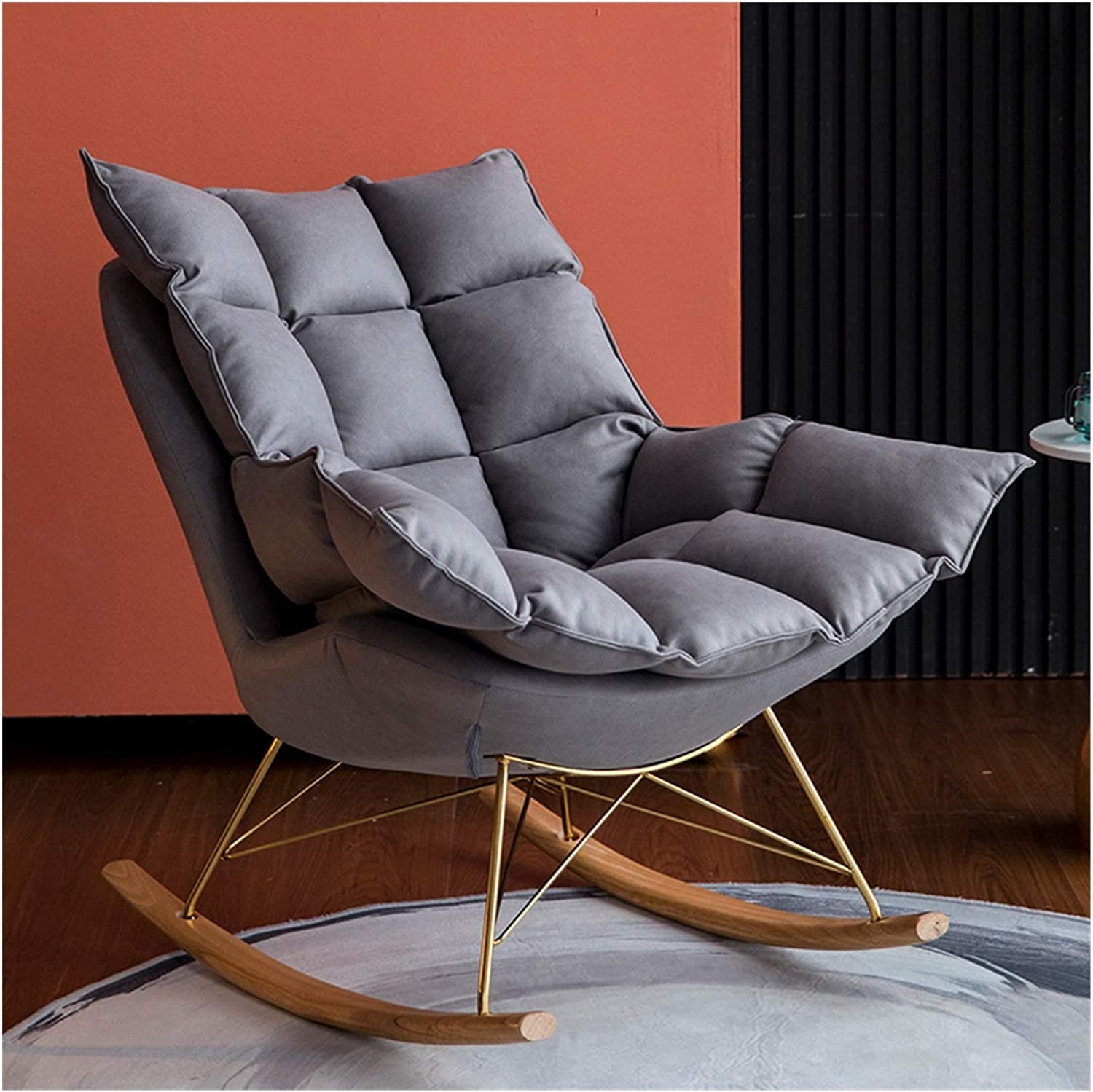LANLANLife European-Style Rocking Chair Cheap SALE Start Recliner Technolog Super special price