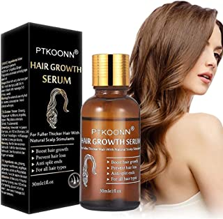 Sérum de crecimiento del cabello, tratamiento para el
