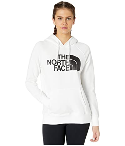 The North Face Half Dome Pullover Hoodie (TNF White) Women