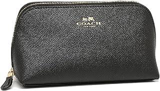Coach Cosmetic Case Black Make Up Case F57857