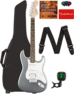 Best squier affinity series stratocaster hss pack Reviews