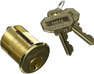 Baldwin 8325.003 Mortise Lock Cylinder 1-1/2