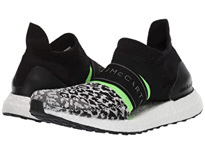adidas by Stella McCartney Ultraboost X 3.D (Black/White/Core White/Solar Green) Women