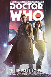 Doctor Who: The Tenth Doctor Volume 4 - The Endless Song