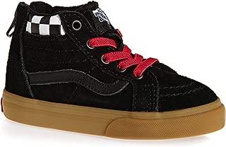 Vans T SK8-HI Zip(UJT) (MTE) Checkerboard/Black