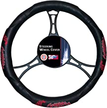 """Washington State Cougars Steering Wheel Cover, 14.5""""-15.5"""""""