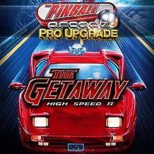 Pinball Arcade: The Getaway: High Speed II Pro Upgrade (Crossbuy) - PS3 [Digital Code]