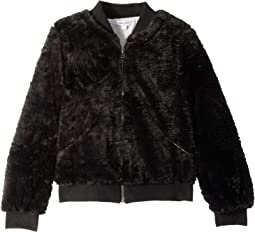 Grammercy Faux Fur Jacket (Big Kids)