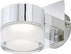 Briloner Halogen Spiegel Badlampe Leuchte 28Watt 2 flammig  ovp