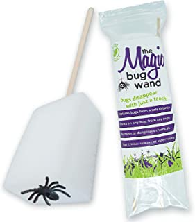 The Magic Bug Wand - Super Easy Spider & Insect Catcher