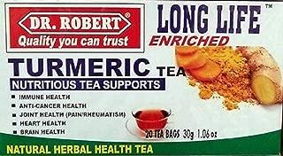 DR. ROBERT Turmeric Tea 20 Tea Bags