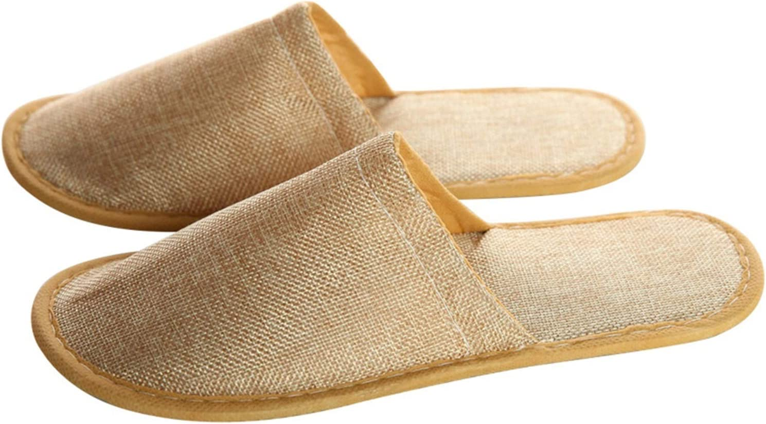 YIBOZY 20 SALENEW very popular! Pairs of Home Guest Hote Slippers Washington Mall and Men Indoor Women