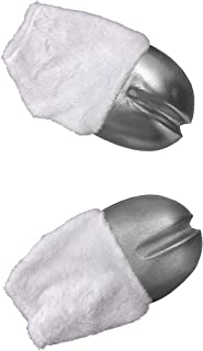 elope Silver Unicorn Costume Front Hooves