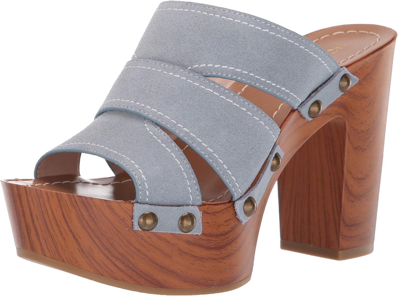 BCBGeneration Womens Zadie Platform Sandal Wedge Sandal