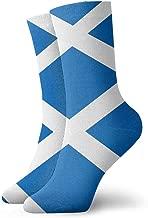 scotland flag socks