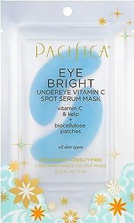 Pacifica Eye Bright Undereye Vitamin C Spot Serum Mask Unisex 0.23 oz