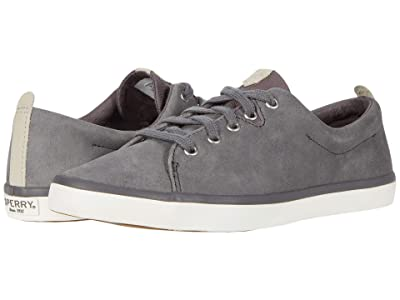 Sperry Sailor Lace-to-Toe Leather (Grey) Women
