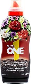 Abono líquido concentrado para todo tipo de Plantas y Flores. Fertilizante Premium con ingredientes naturales y resultados...